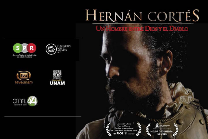 hernán cortés movie